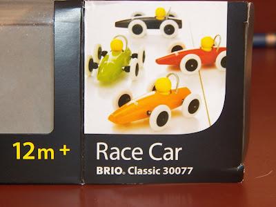 Brio Classic Wooden Car Picture2