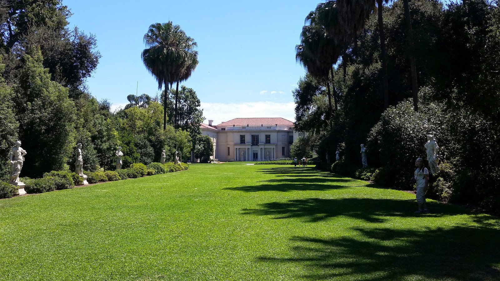 Letters From The Lighthouse Travel Edition The Huntington Library And Gardens