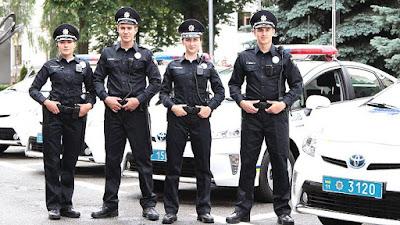 На улицах Киева появилась новая патрульная полицейская служба
