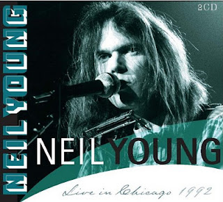 Neil Young - 'Live in Chicago 1992' CD Review (Immortal)