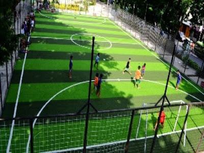 Hingga 2015, Dispora Kota Surabaya Berhasil bangun 30 Lapangan Olahraga