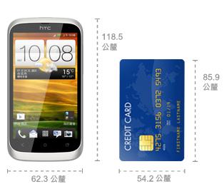 HTC Desire U Ponsel 4 Inch Dengan Spesifikasi Mempuni