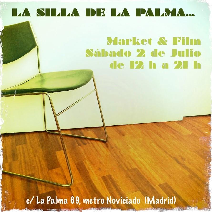 La Silla de la Palma... market & film