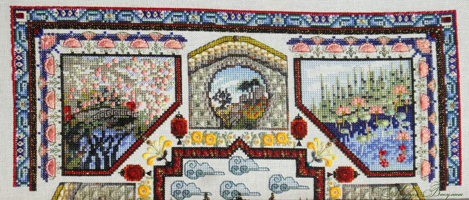 Плетение в абхазии