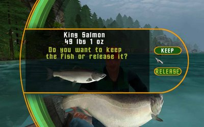 Fishing simulation games rapala pro bass fishing free for Pro fishing games