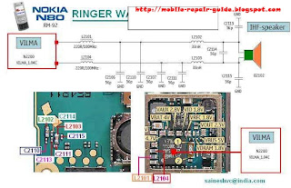nokia n80 buzzer problem