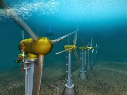 Indonesia Akan Bangun Pembangkit Listrik Tenaga Arus Laut