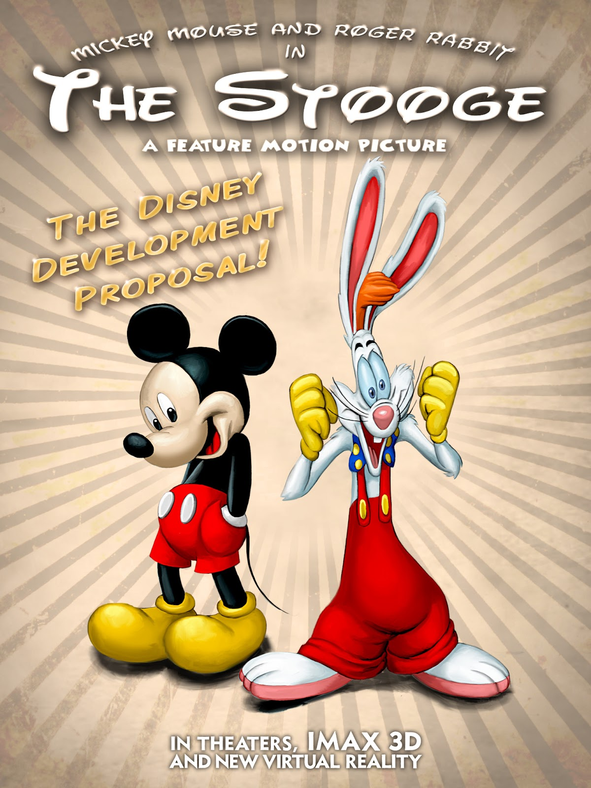 A113Animation: Mickey Mouse and Roger Rabbit Could Co-Star in ...