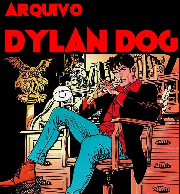 Arquivo Dylan Dog
