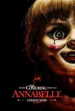 Annabelle (2014) Poster