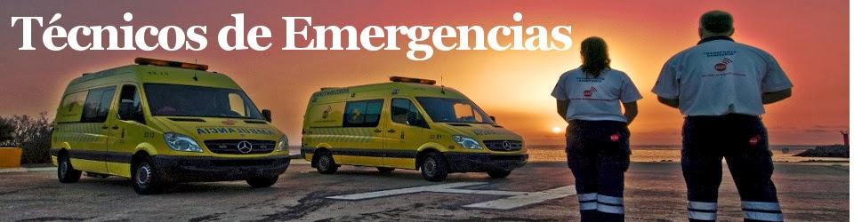 TECNICOS DE EMERGENCIAS SANITARIAS