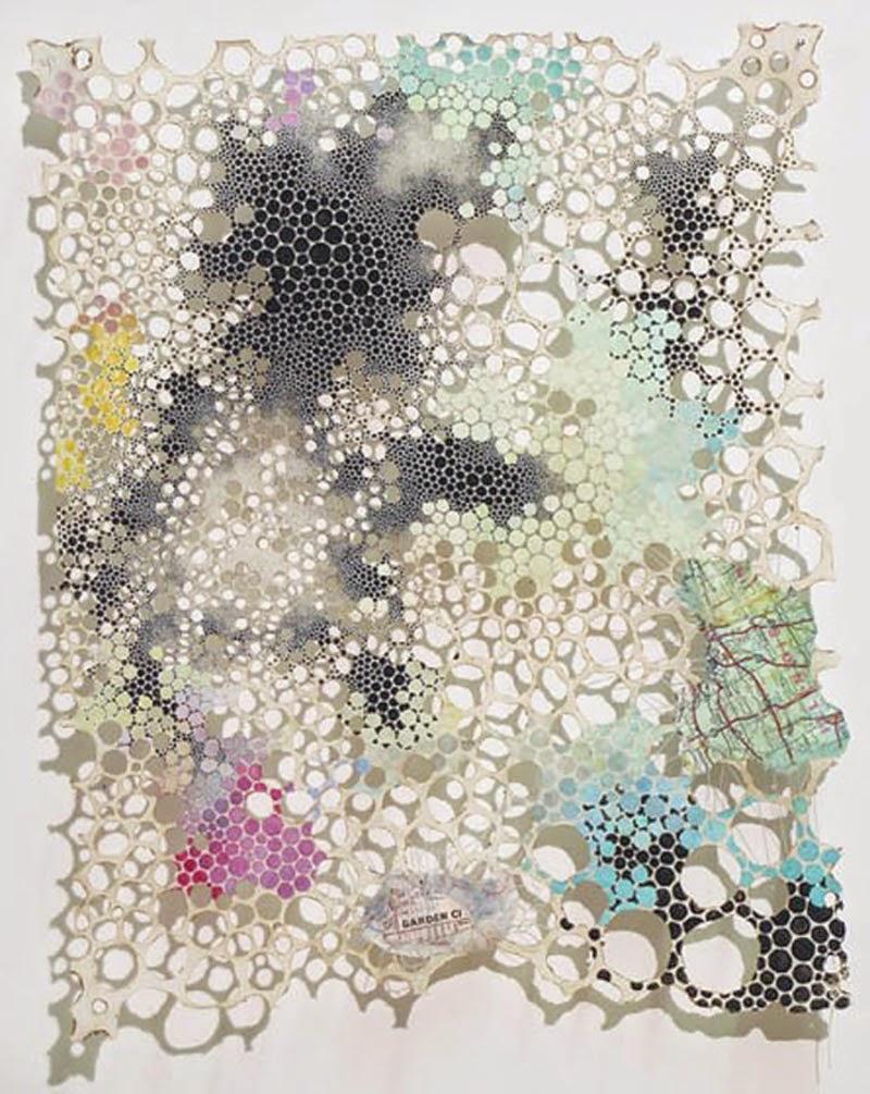 Seis artistas que deberías conocer Karen Margolis