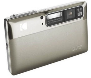 Specifications and Pice Camera Kodak Easyshare Slice update