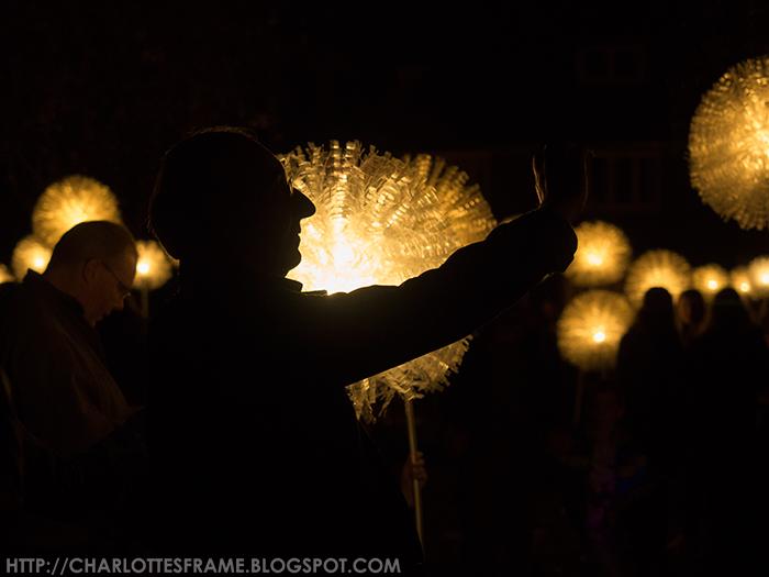 Olivia d'Aboville eindhoven glow, giant dandelions