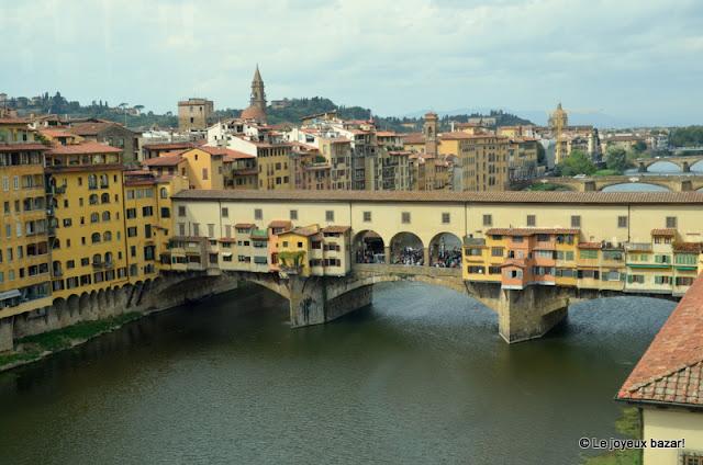 Florence -Ponte Vecchio