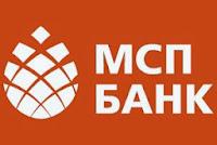 МСП Банк логотип