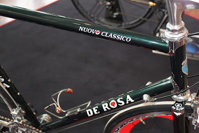 Steel Bike, Roadbike, De Rosa