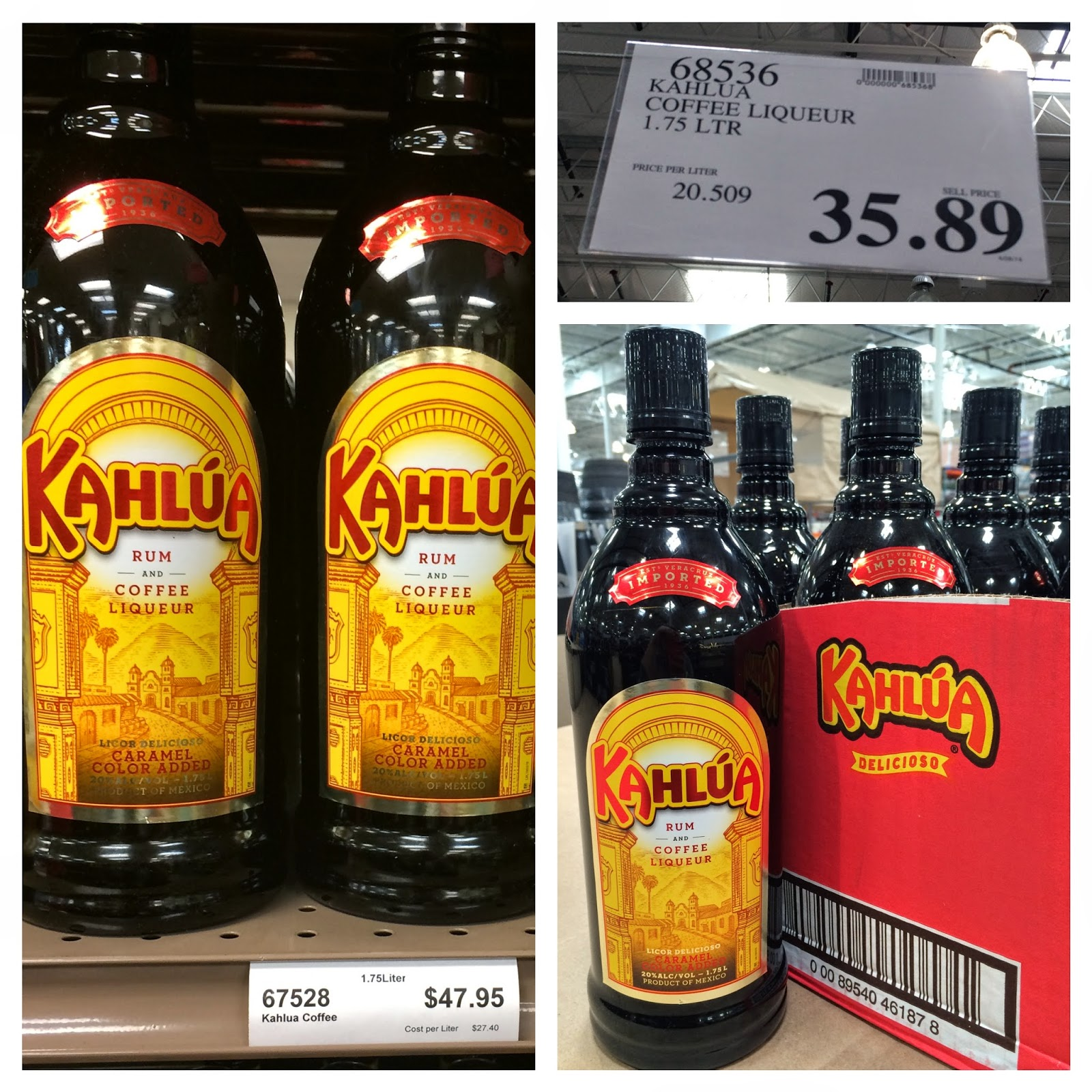 Better Than Kahlua Coffee Liqueur Recipe — Dishmaps