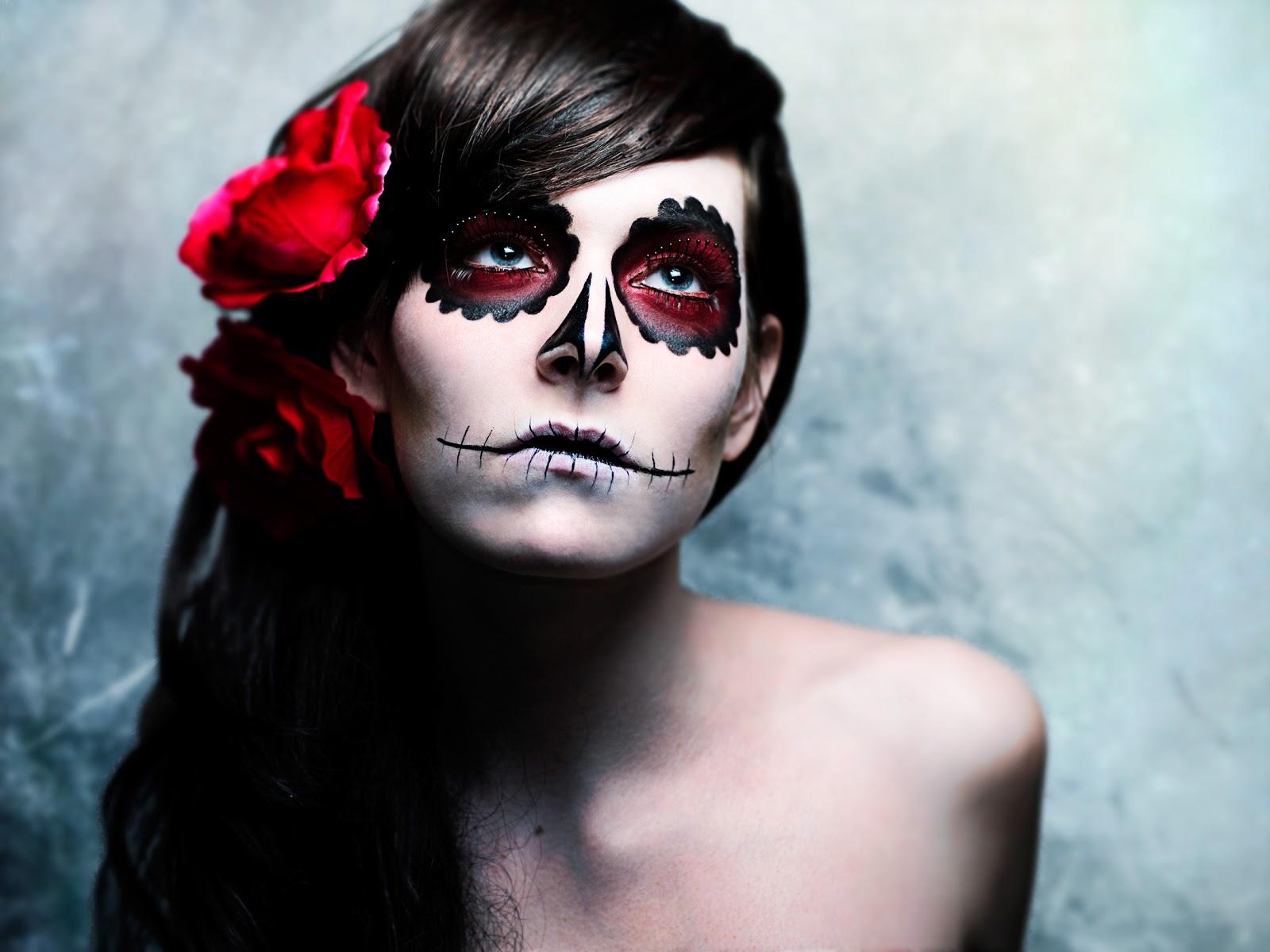 erins faces: Halloween Fun! - Makeup Halloween