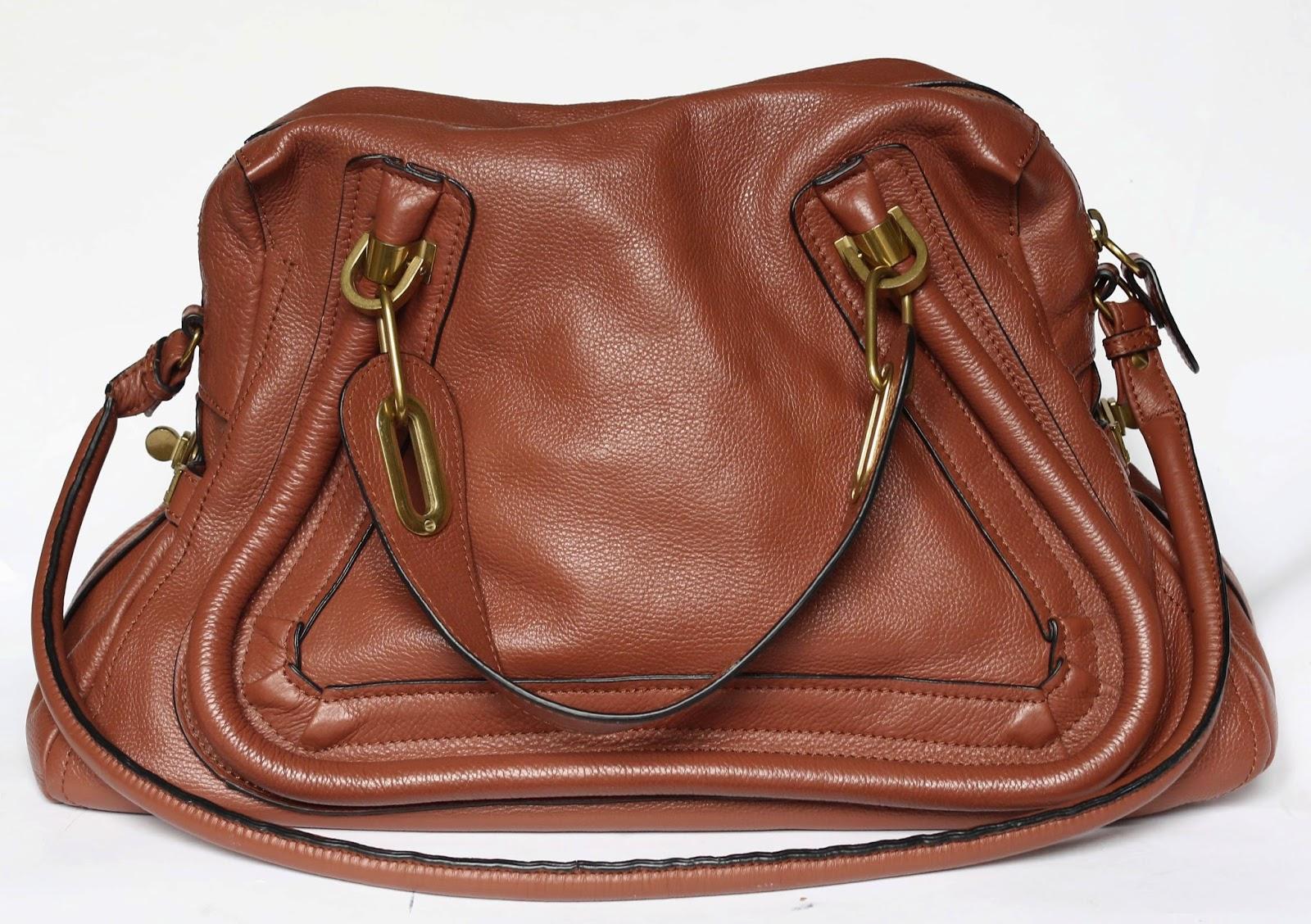 Top LOUISE PARIS: Exemple de contrefaçon de sac CHLOE UL21