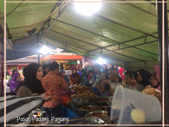 makanan enak di Padang Panjang
