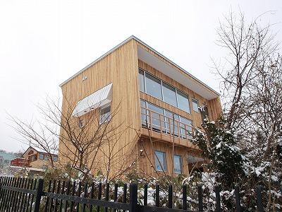 銭函の家2009 小樽