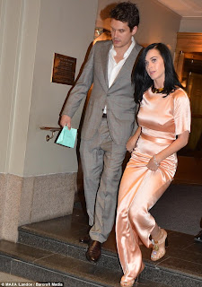 Back On-Track; Katy Perry-John Mayer Spotted Together