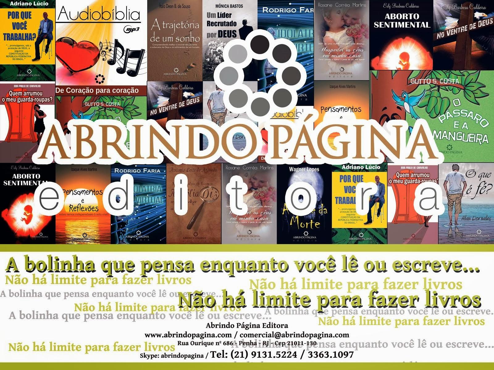 EDITORA ABRINDO PÁGINA