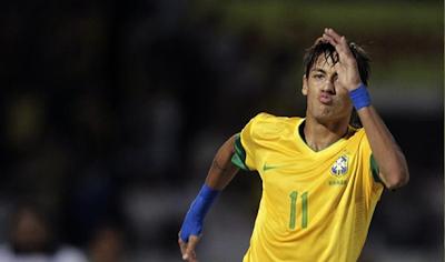 Brasil se desquitó goleando escandalosamente a China