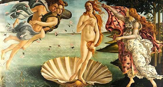 Botticelli, Uffizi, Florence