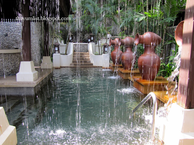 best spas in Malaysia, therapy, massage, relaxation, resort