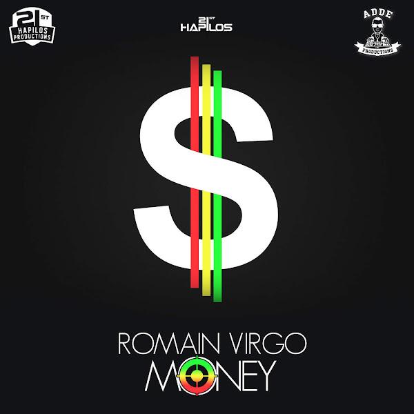 Romain Virgo - Money Target - Single Cover