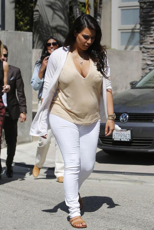Kim Kardashian 2013 Style