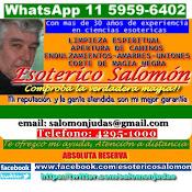 SALOMON ESOTÉRICO
