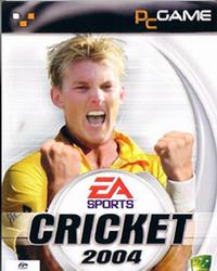 EA Cricket 2004 Portable PC Game
