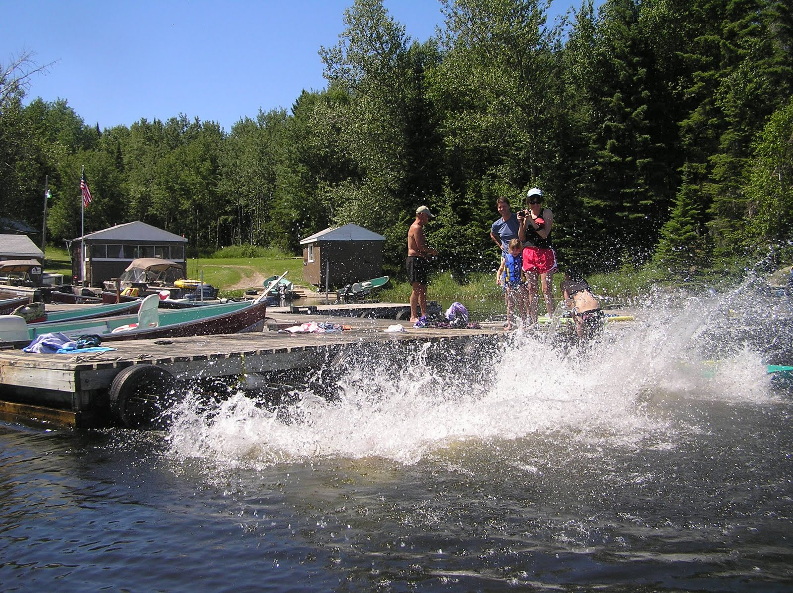 Peffley 39 s wilderness camp news from perrault falls for Ontario canada fishing trips