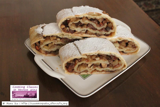 Apple Strudel - recipe