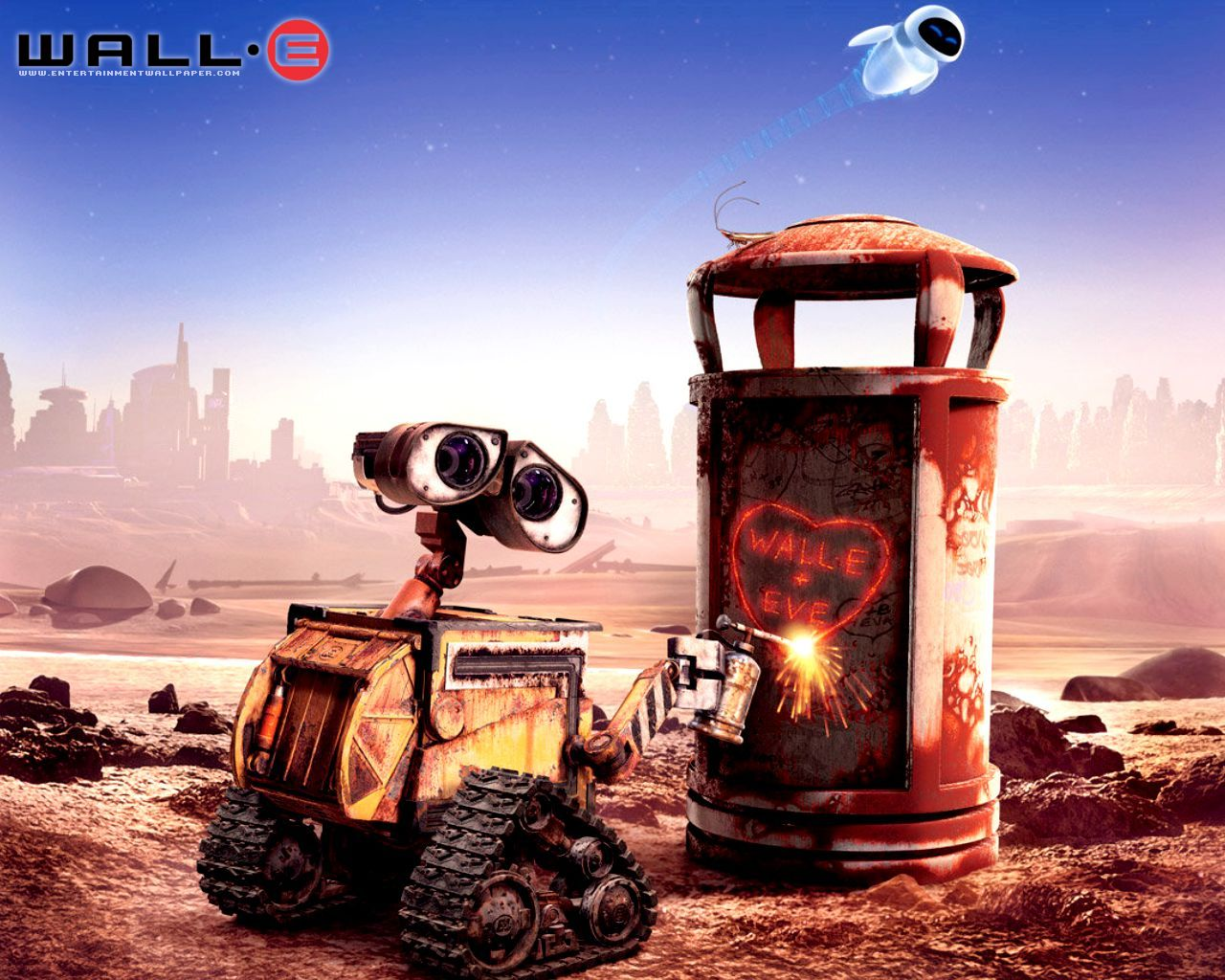 wallpaper: wall-e wallpaper desktop