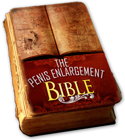Penis enlargement bible