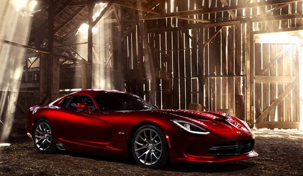 2016 Dodge Viper Concept And Engine