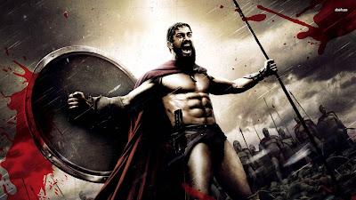 Entrenamiento espartano para ganar músculo