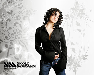 Nicole Moudaber kicking off 2014 in style