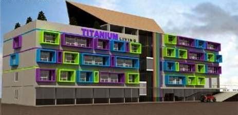 Titanium Living Hotel Kuta - Bali [Dipasarkan]