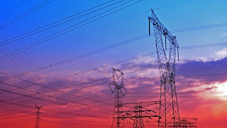 High voltage power lines (Credit: Shutterstock) Click to Enlarge.