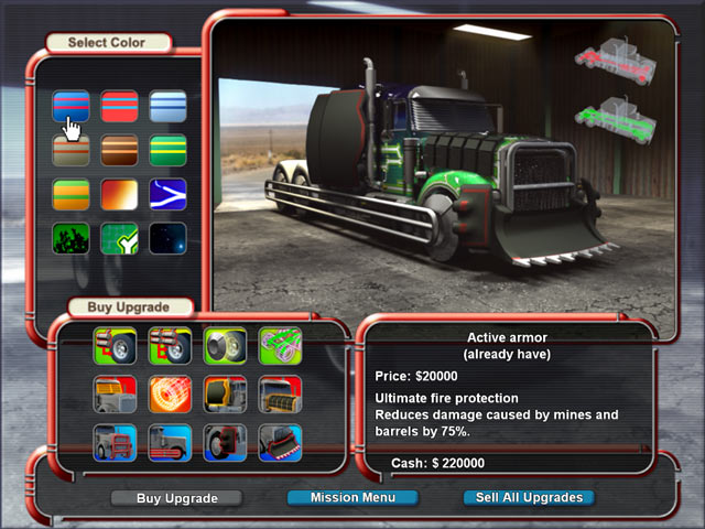 mad trucker 3 game free