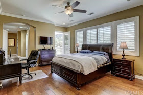 Master Bedroom by American Eagle