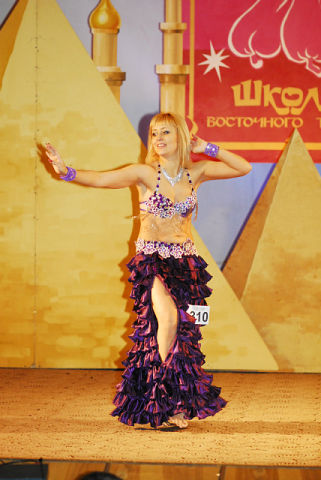 Конкурсы по восточным танцам в октябре