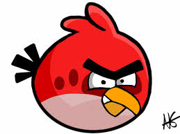 gambar angry bird kartun