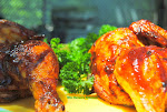 The Best Grilled Chicken