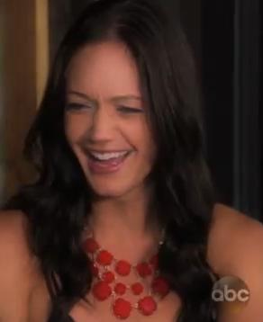 Desiree Hartsock - The Baby Bachelor Spoof on Jimmy Kimmel Live
